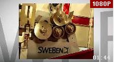 瑞典Swebend 型材卷圆配机械手